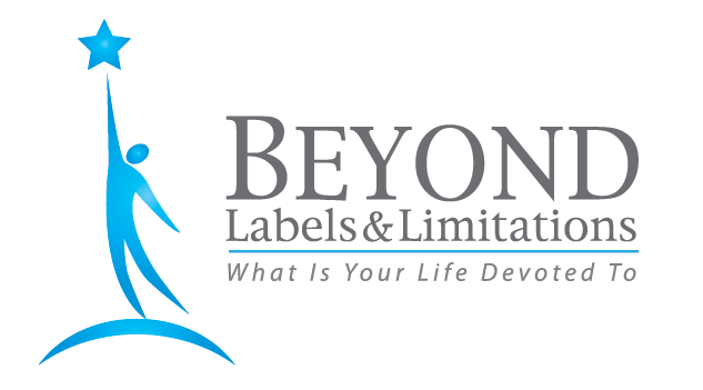 Beyond Labels & Limitations Logo - Not my work