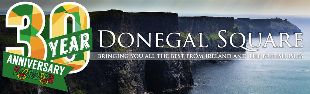 DonegalSquare.com Website Banner