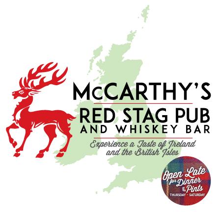 McCarthy's Logo • Website Full Transition