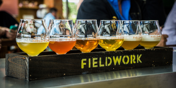 Ciencia y Un Jamon  - VIERNES 2 JUNIO, 7PMECUSA California - Fieldwork Brewing Co. (Berkeley)