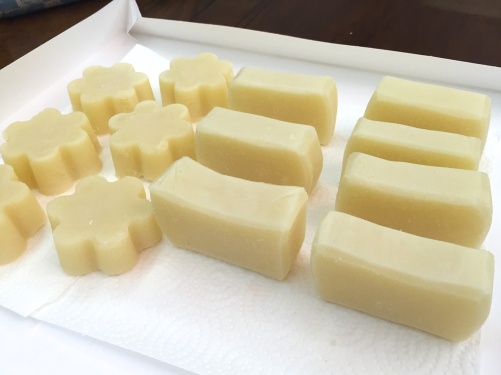 Maeda's Most Luxurious Soap with Sweet Orange & Rose Geranium EO