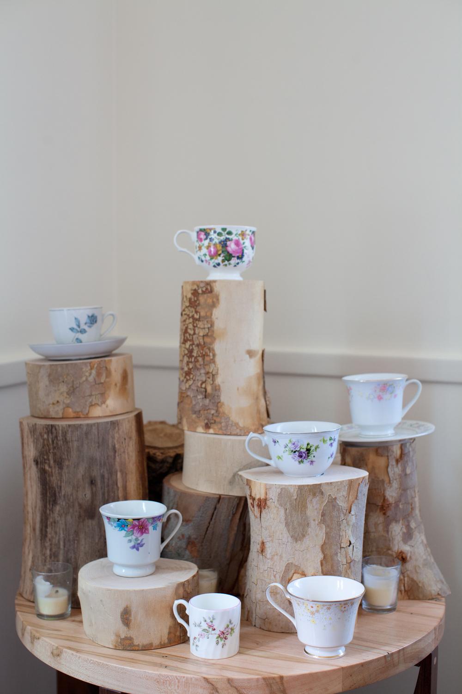 Teacups for days!!!!