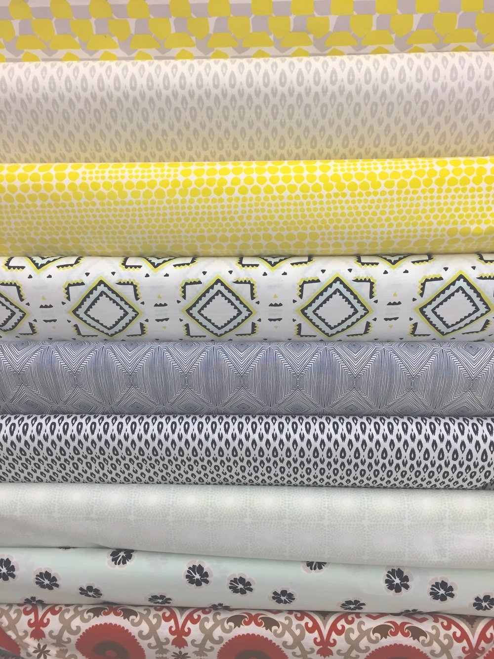 The best fabric. Beautiful colors and patterns!