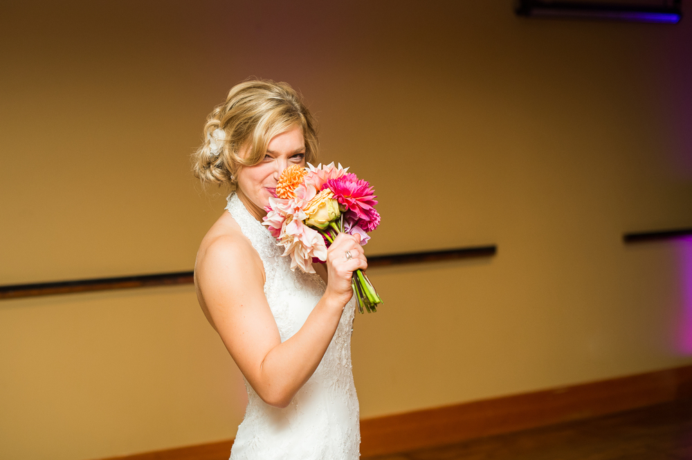 Willows Lodge Wedding Flowers - Studio 3 Floral Design