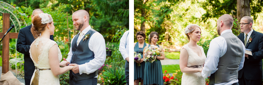 Glen Echo Gardens Wedding