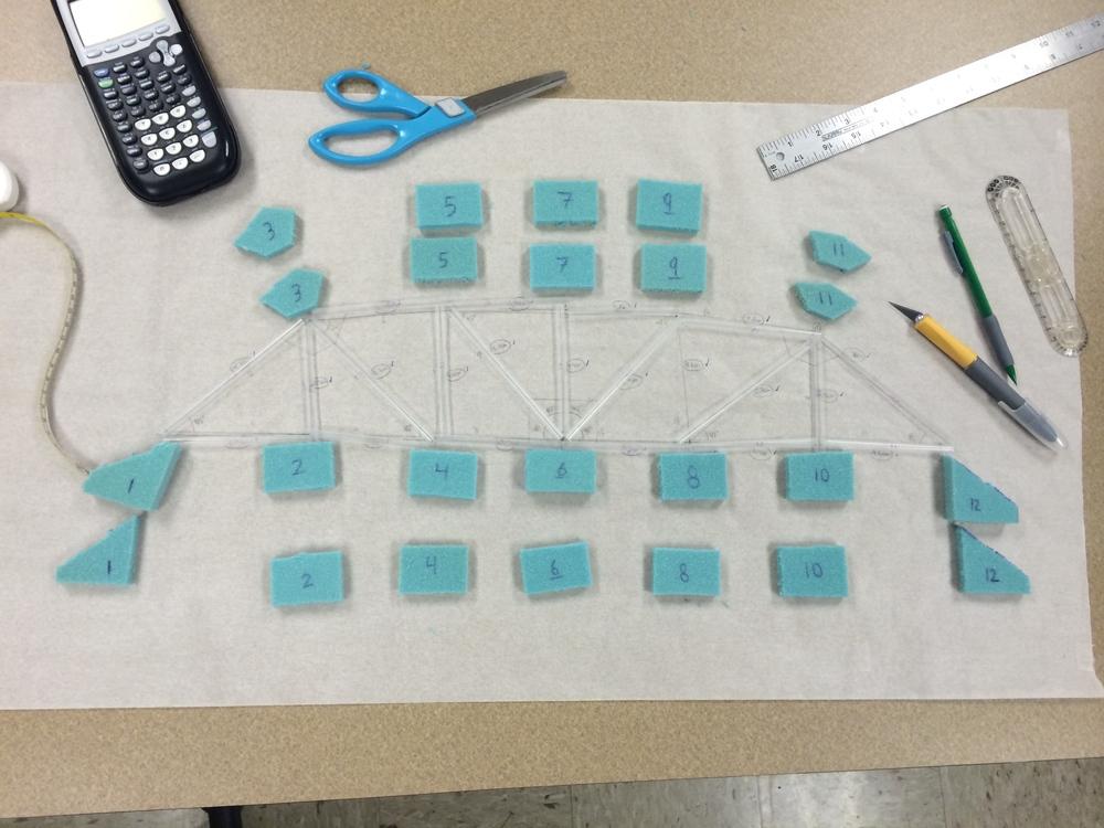 Assembling the Truss