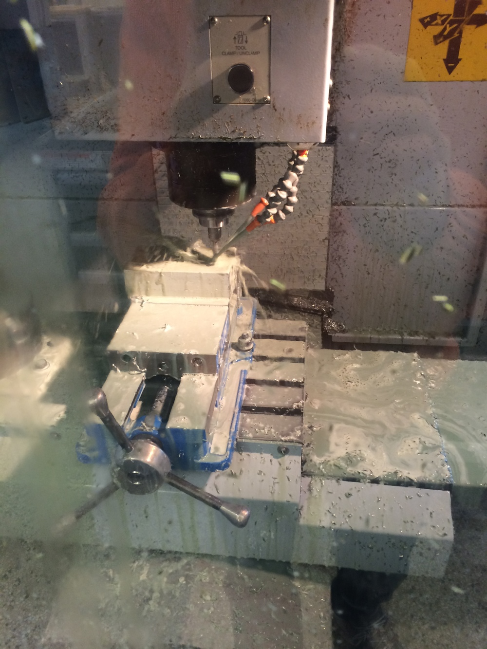 CNC Machining the Body