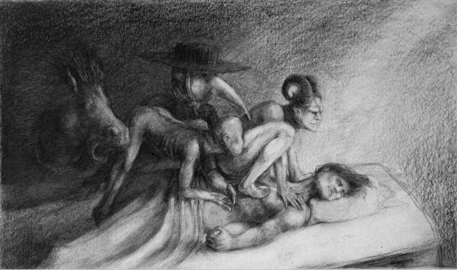 Sleeping Paralysis