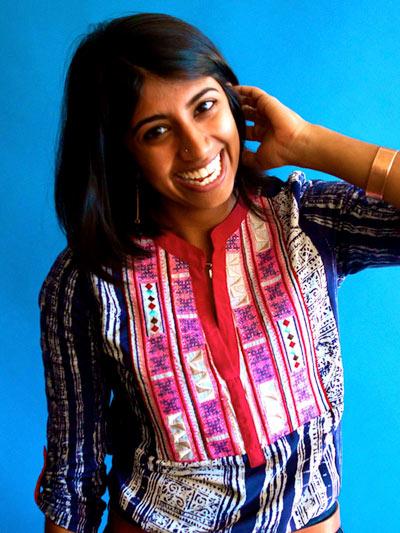 Sanjena Sathian, B.A. / Admissions Consultant  B.A., Yale | M.F.A. in Creative Writing (in progress), Iowa