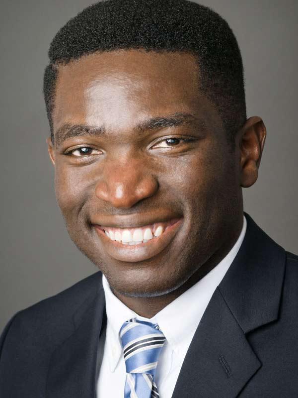 Chidi Akusobi, M.Phil. / Admissions Consultant  B.S., Yale | M.Phil., Cambridge | M.D./Ph.D. (in progress), Harvard