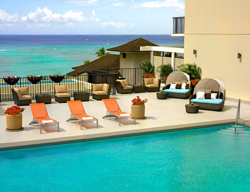 Waikiki Parc Pool