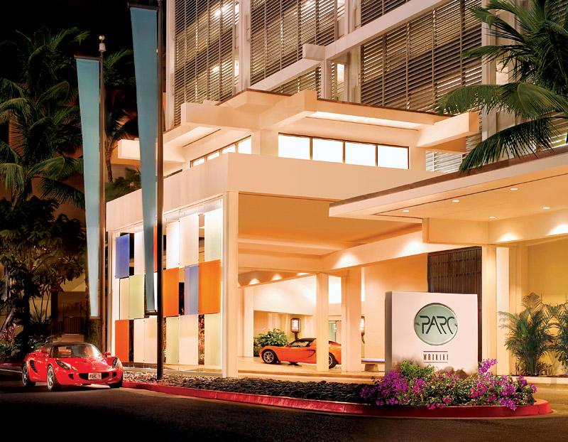 Waikiki Parc