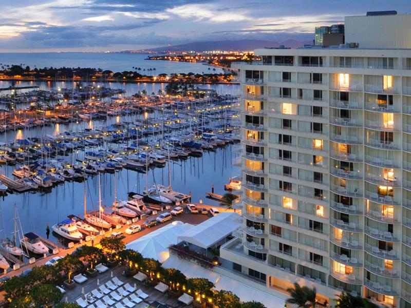 The Modern Hotel Oahu