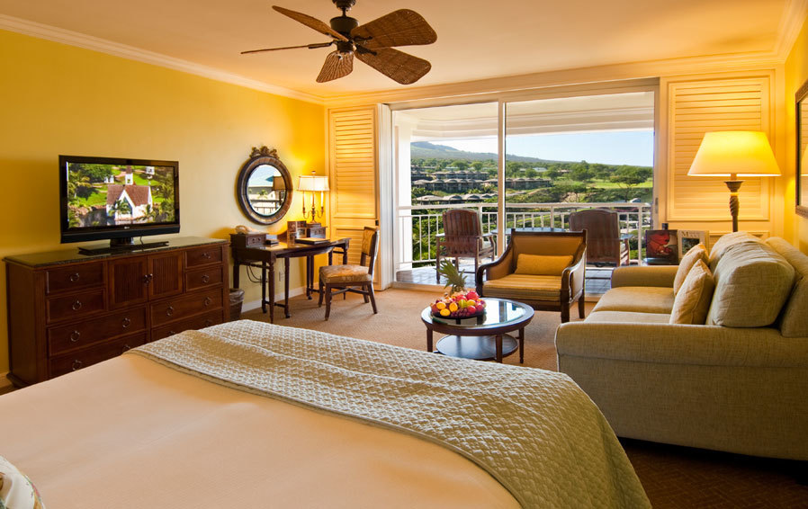 Grand Wailea Bedroom