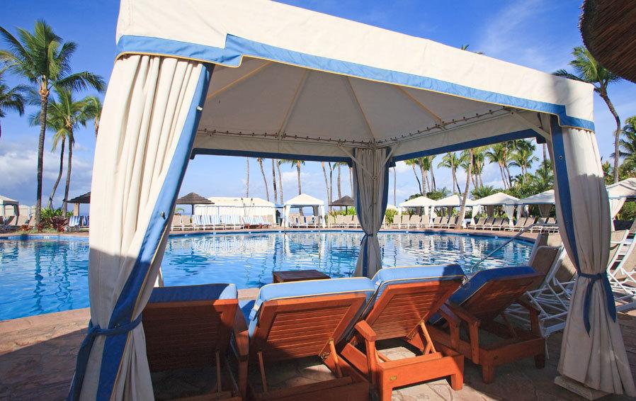 Grand Wailea Pool Cabana