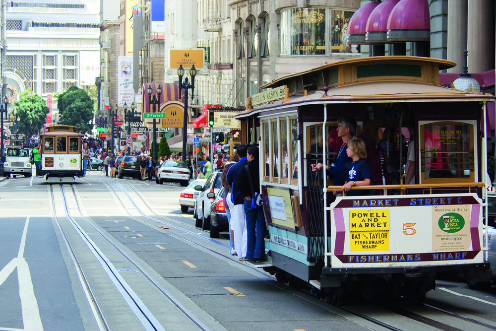 Trolley Car - San Francisco