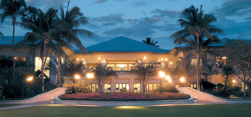 Fairmont Orchid Hotel Evening