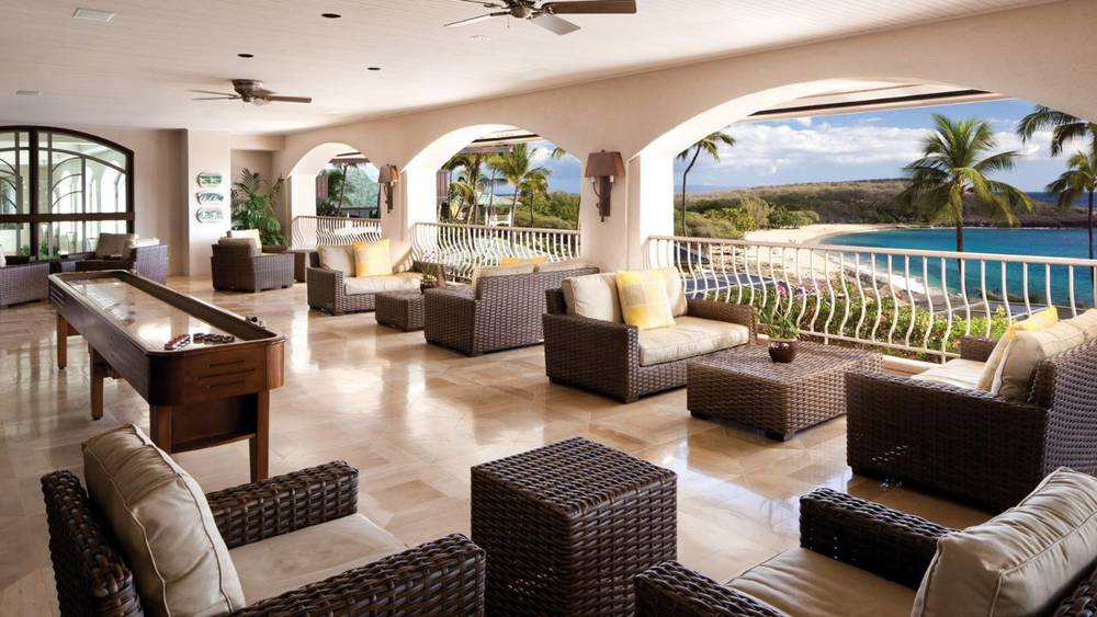 Four Seasons at Manele Bay