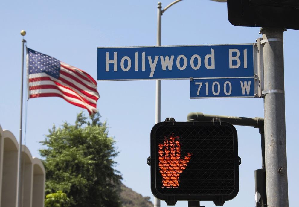 Hollywood Boulevard