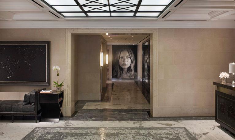 The Surrey Lobby