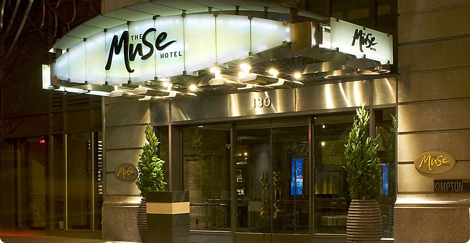 The Muse Exterior