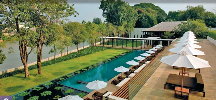 The Chedi, Chiang Mai