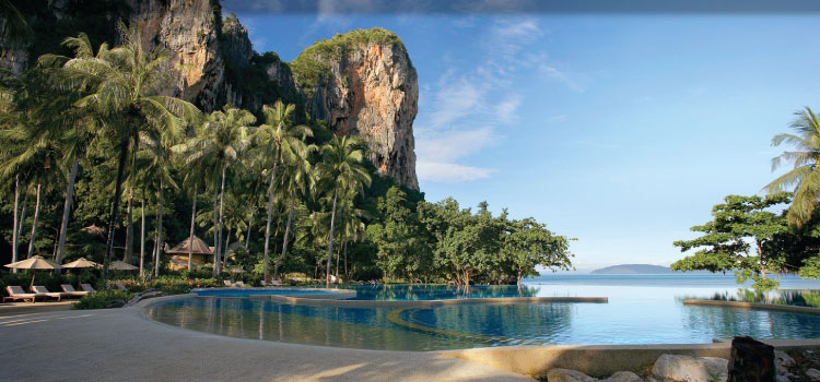The Rayavadee, Krabi