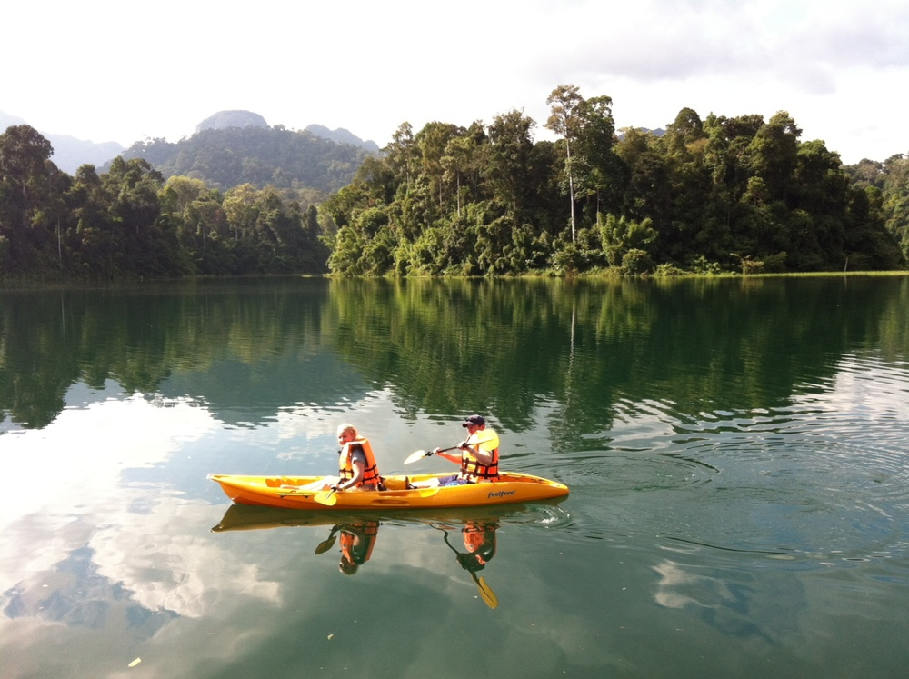 Rain forest Camp & Elephant Hills