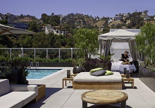Andaz West Hollywood - Cabanas