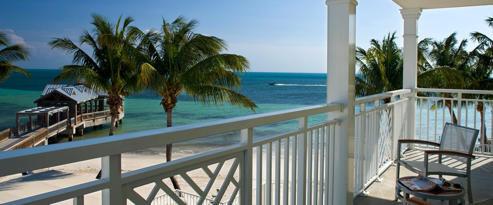 The Reach Key West - View From Guest Balcony