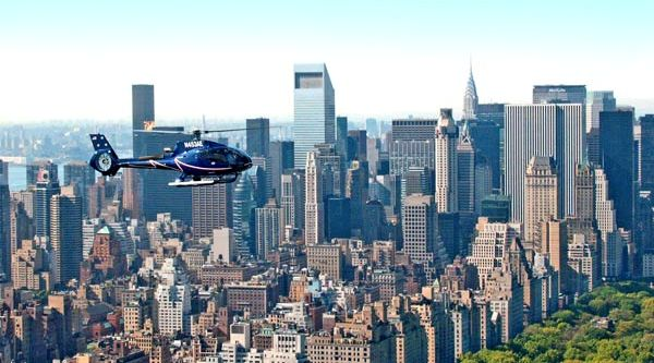 Helicopter Trip from £115pp