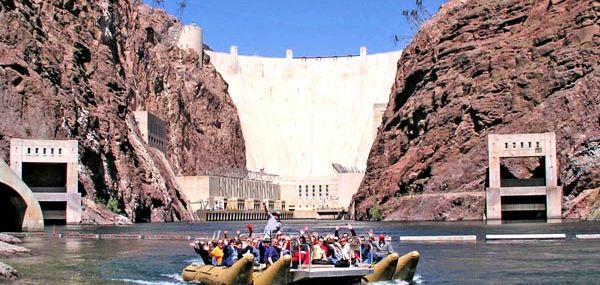 Hoover Dam Float trip from £95pp
