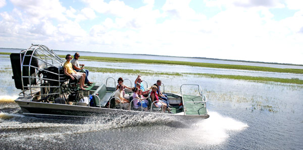 Everglades from £40.00 pp
