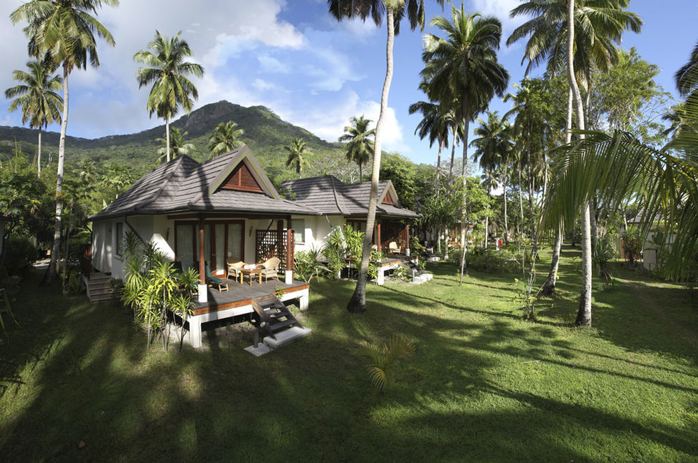 Hilton Labriz - Garden Villas