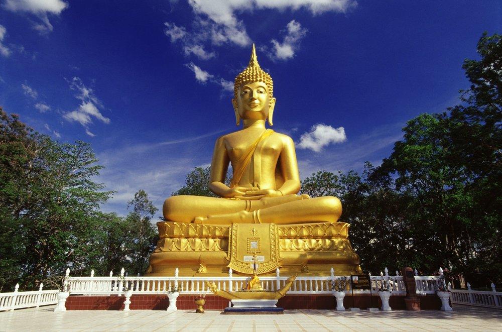 Golden Buddah Isan North