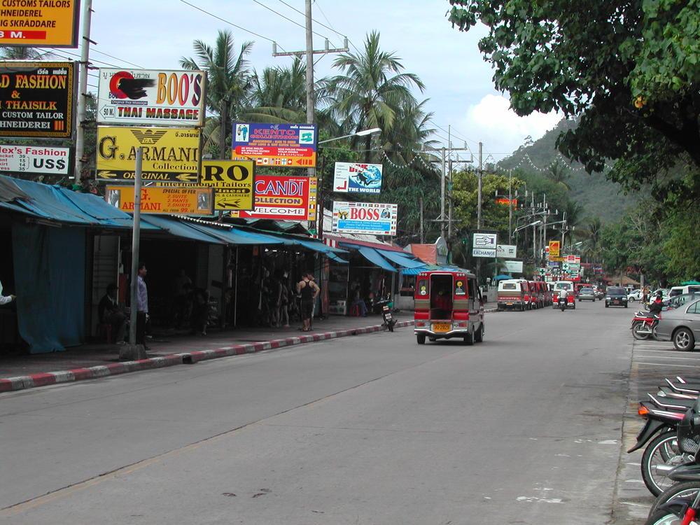 Patong Market