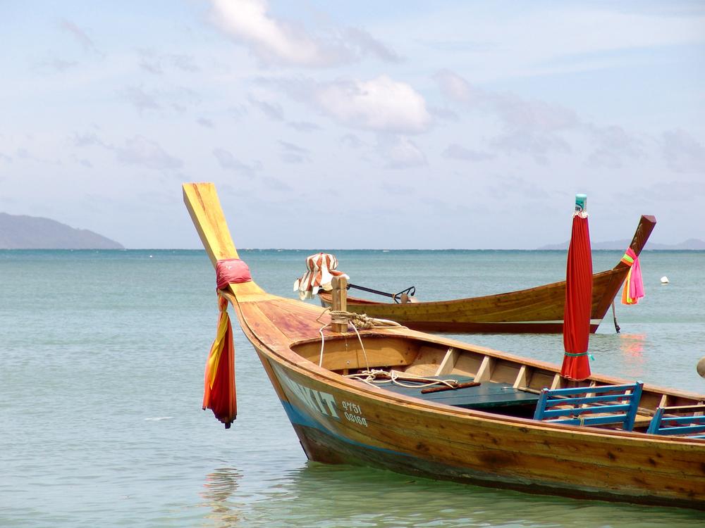 Phuket - Boat