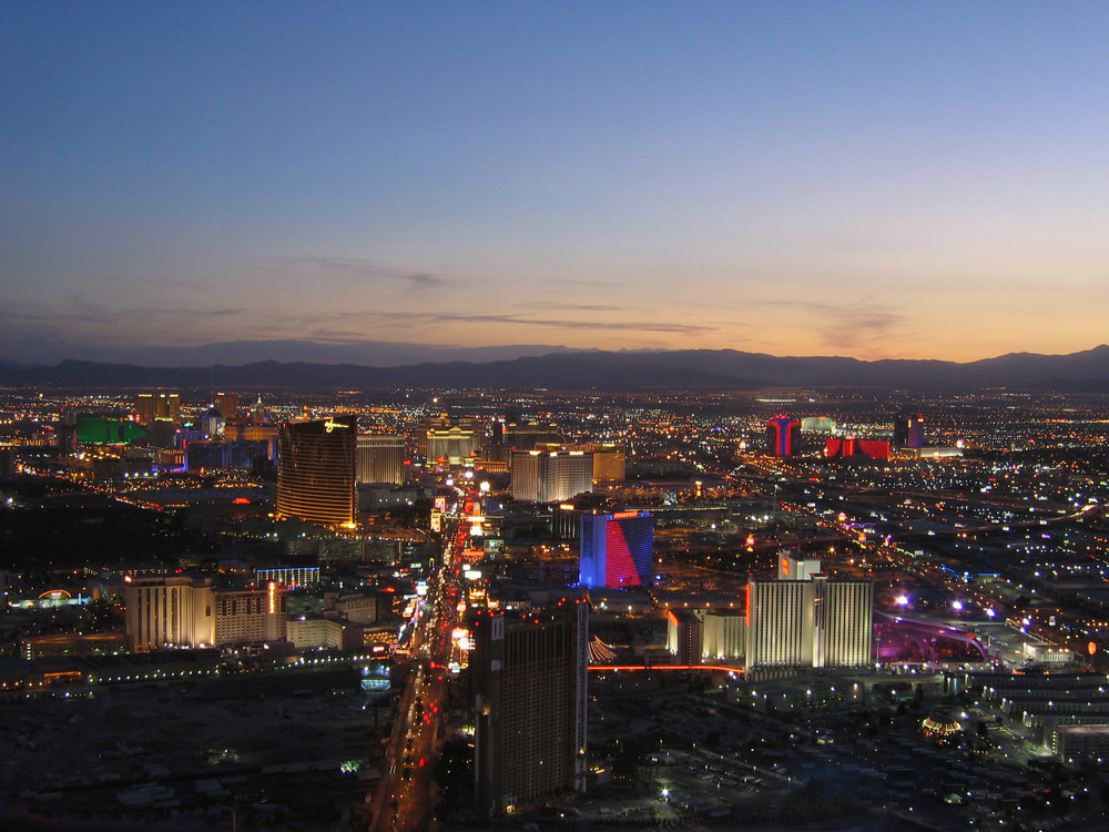 Las Vegas Sky Line