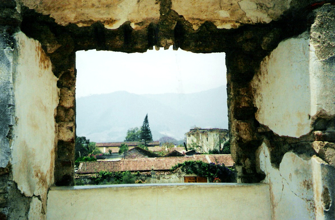 Antigua Time Open Windows