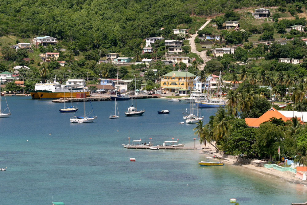 Image courtesy of St. Vincent & the Grenadines Tourist Office/Chris Caldicott