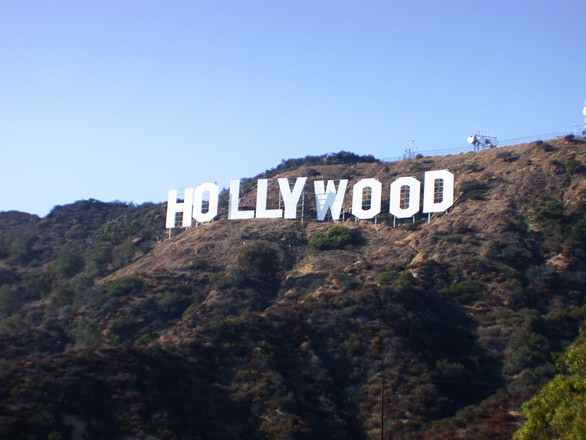 Iconic Hollywood Sign