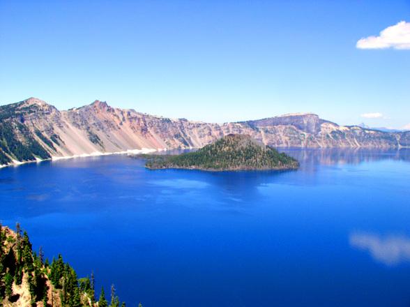 Oregon Wizard Island