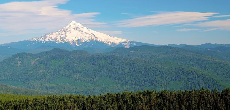 Seattle Mount Hood