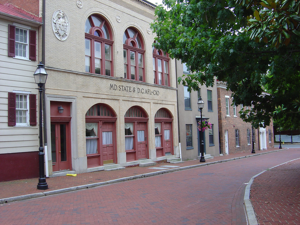 Annapolis Maryland Street