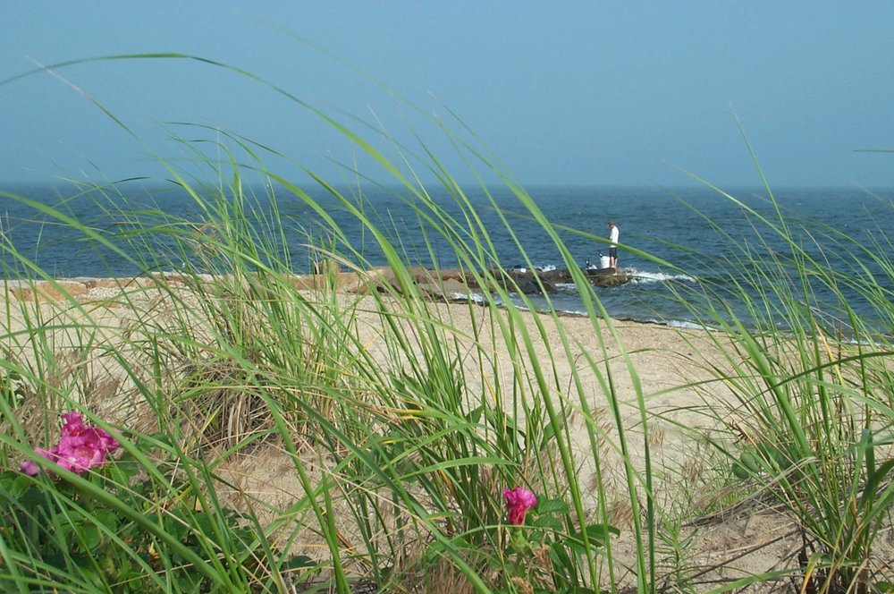 Menauhant Beach Cape Cod
