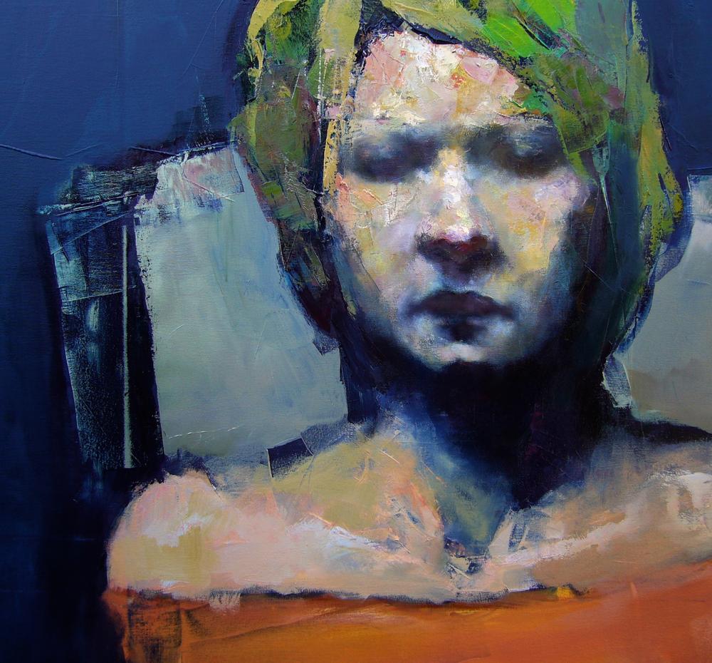 Woman 0309 (detail)