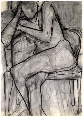 Seated Nude 1966