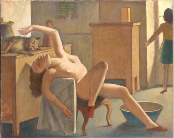 balthus_nudewcat1949