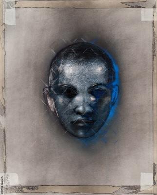 Godwin Bradbeer, Cameo Matrix - Blue