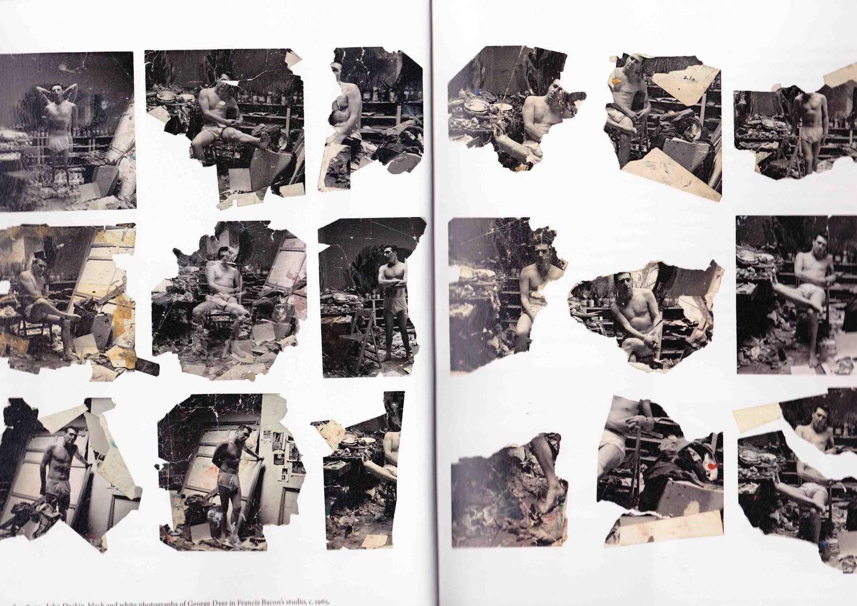 John Deakin, photos of George Dyer